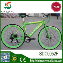 high carbon steel 26''21spd bicycle racing road/adult bike/MTB
