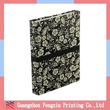 Nice Full Color Printed Cover Notebook with Lock and Key