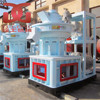 Yugong Brand Vertical Ring Die Rice Husk Pellet Making Machhine with Auto Lubrication System