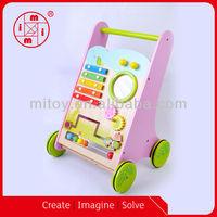 Activity Cart children wooden toys