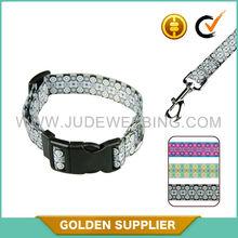 multifunctional personalized dog collar nylon