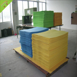 Guangzhou shoes factory custom Color eva sheets wholesale/EVA shoes material