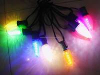 C9 LED strawberry lamp