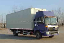 1143VJPGN-01ZA01, Foton Auman TX platform vehicle, Euro 2 platform vehicle, 4*2 platform vehicle