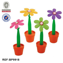 INTERWELL BP9918 Soft PVC Potted Flower Shape 3D Pen