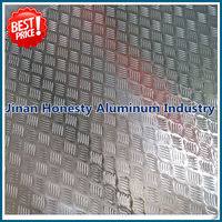 3003 3005 3105 A3105 Diamond aluminum checker plate tool box