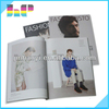 China professional custom design cheap magazine printing factory with free samples