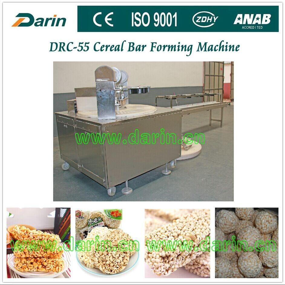 Darin nutritional snack food cereal granola bar making for Food bar press machine
