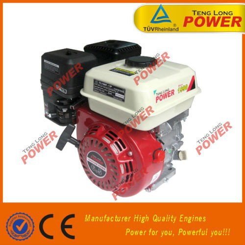 New 168f 1 6 5 Hp 4 Stroke Gasoline Fuel 200cc Engine For
