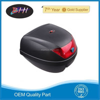 motorcycle tail box with good quality top case motorcycles