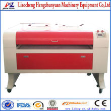 LCD, DSP intelligent main board, work off line Laser Cutting Engraving Machine, engraving and cutting
