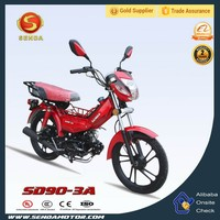 Made In China Good Reputation Street Bike 90CC MOPED Motorcycle SD90-3A
