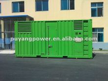 Japan Mitsubishi diesel generator container for marine and Industrial used