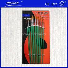 Synthetic Nylon Hair Artist Brush /artist Brush Set