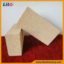 Pure white Mullite High Alumina Insulating Fire Brick