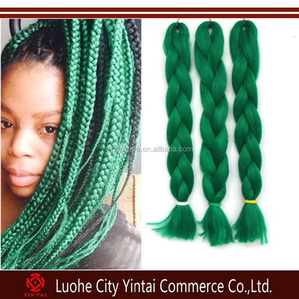 Extra Long Synthetic Jumbo Braid Hair Extensions Hair Extensions