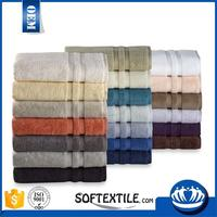 china manufacturer Customized High Quality organic cotton towel