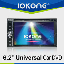 Lowest price car stereo for 6.2'' Universal