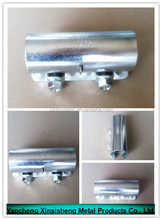 British Type Drop Forged Sleeve Coupler scaffolding pipe clamp