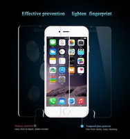 Premium Slim tpered glass screen protector for iphone 6 4.7 inch tempered glass screen protector