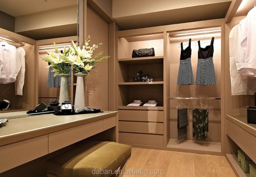 melamine modern design cheap wardrobe bedroom furniture