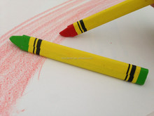 Triangle Crayons for Kids and Promotion with EN71-3 Standard