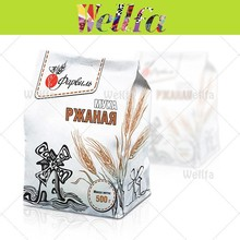 Laminated Foil Paper Bag Flour Sack for Flour Packaging