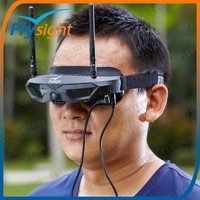 D420 Flysight SpeXman One SPX01 Goggles for Drone Racer 250