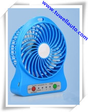 Strong Wind Mini Rechargeable Fan