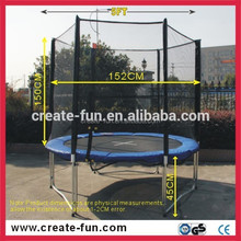 Create Fun Execellent Profomance Exciting Big Outdoor Trampoline