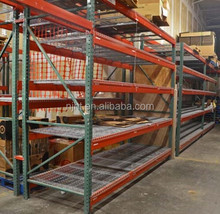 Galvanized Wire Decking Layer Used on Pallet Rack Storage Systems