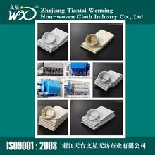 Metamax aramid nonwoven cloth filter bags