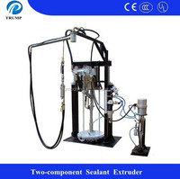 Factory suppliy double glazing glass machine / Two Component silicone coating machine