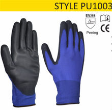 Flexible Seamless Ce Standard Top Fit Gloves