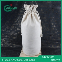 Wholesale Alibaba Round Canvas Rice Bag