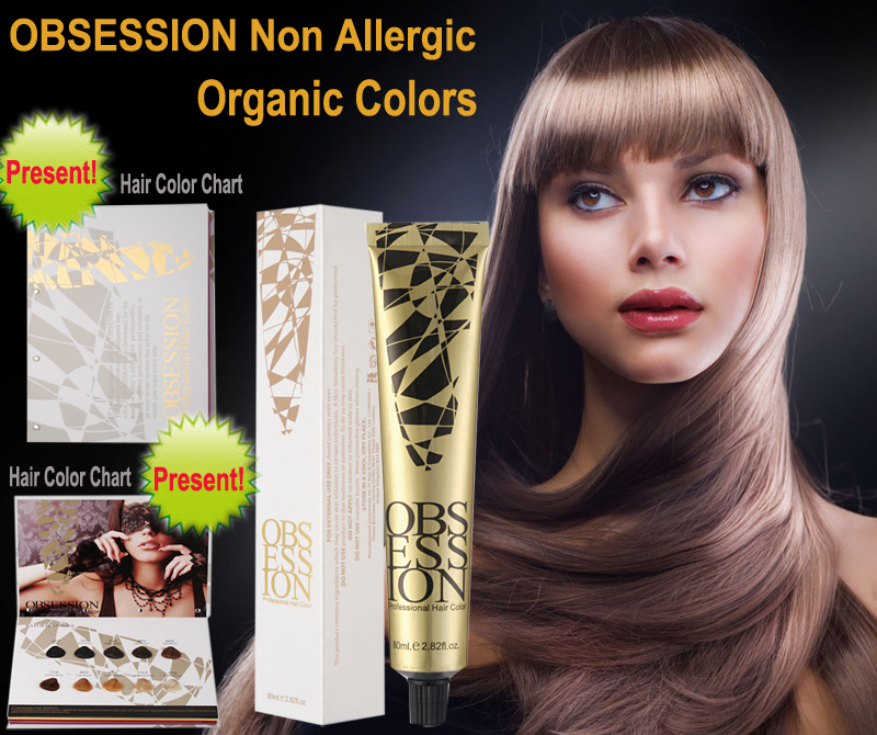 Organic Natural Hair Colors Herbal Professional Hair Color Wholesale