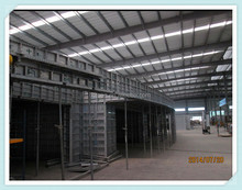Advanced High Pouring Rate Aluminum Formwork For Construction
