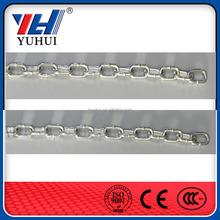 Manufacturer Welded DIN5685 Short Link Chain