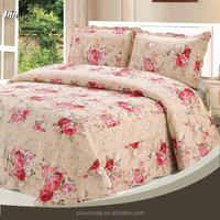 popular supplier leather crochet indian patchwork bedspread