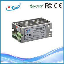New general style constant current 0-10v led driver 15w 12v