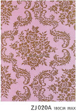 jewels gold printing table cloths
