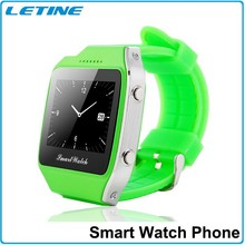 Smart bluetooth watch phone with sim card slot and Sync with phone cheap watch phone hot sell