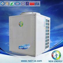 Air conditioner air source sauna chiller hot water unit