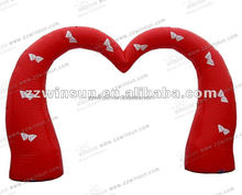 Popular welcomed inflatable wedding ornament for sale with CE approved
