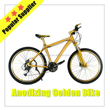 STANDRACE Aluminum Alloy 27 Speed Mountain Bicycle