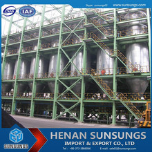 Low pressure pulse ash removal technology gas purification equipment air purifier coal