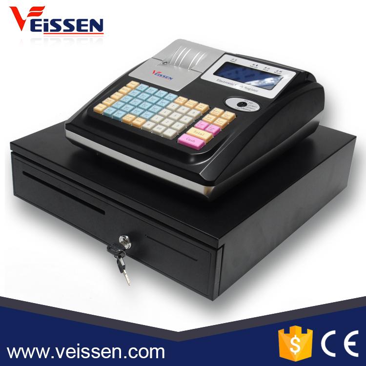 Veissen ecr06 Kasse mit 5 Rechnung und münz-slots große Geld schublade