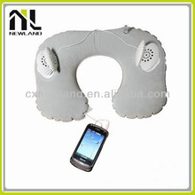 2014 China manufacturer music back pillows for office chairs