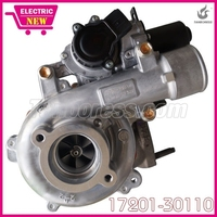 Electric Turbo Charger Kits Electronic Turbocharger For Car