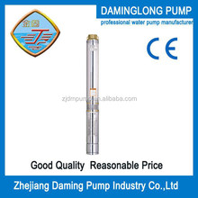 high head deep well submersible pumps cheap price and high efficiency